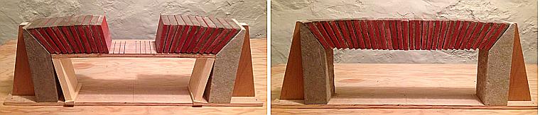 Flat Arch Model